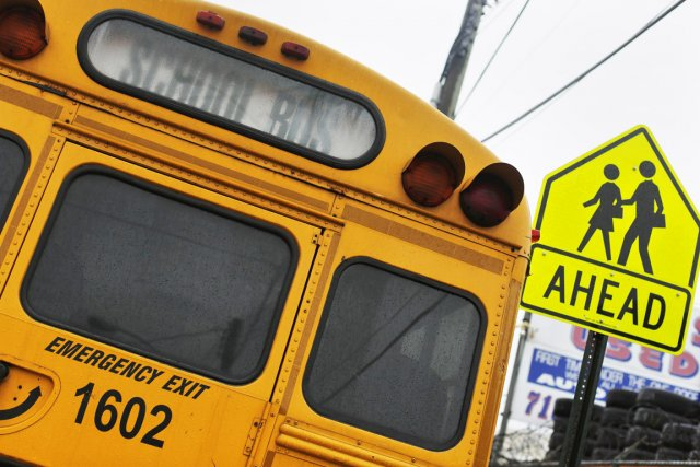 Cette initiative devrait bénéficier à quelque 53000 enfants... (PHOTO SHANNON STAPLETON, ARCHIVES REUTERS)