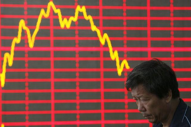 Octobre est historiquement le pire mois en Bourse.... (PHOTO ARCHIVES AP)