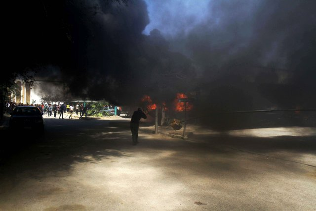 Depuis l'éviction le 3 juillet de M. Morsi... (Photo Ahmed Ramadan, AP)