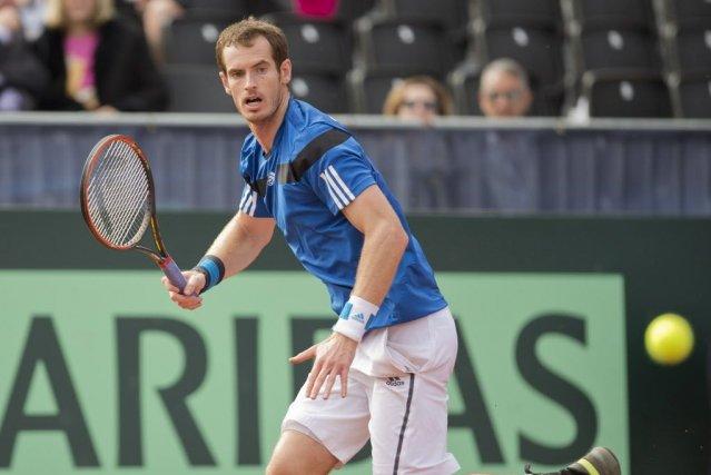 Le joueur de tennis britannique Andy Murray.... (Photo Susan Mullane, USA TODAY Sports)