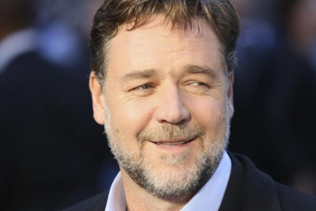 Russell Crowe à la première de Noah à... (Photo: Reuters)