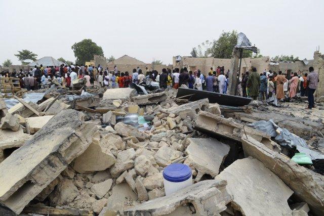 Quinze civils ont été tués et 17 blessés mardi après-midi dans le nord-est du... (Photo Archives REUTERS)