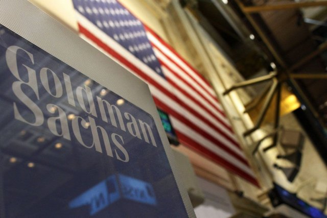 Goldman Sachs s'était lancé dans cette activité en... (Photo Archives Reuters)