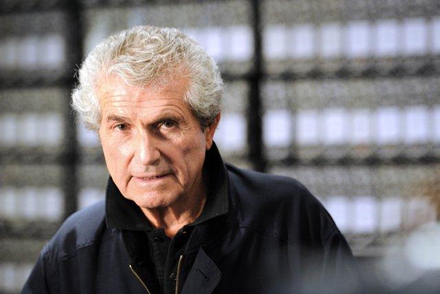 Claude Lelouch... (Photo: AFP)