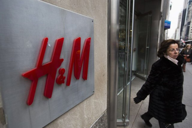 H&M, cité dans le communiqué, se dit «pleinement... (ARCHIVES, Reuters)