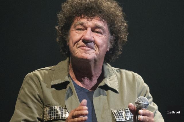 Robert Charlebois présentera le 19 avril le spectacle... (Photo: Martin Roy, Le Droit)