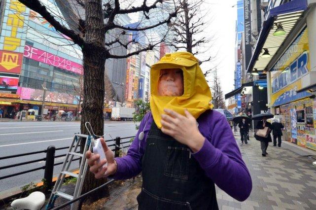 Les purificateurs d'air (efficaces aussi contre les virus... (Photo Yoshikazu TSUNO, AFP)