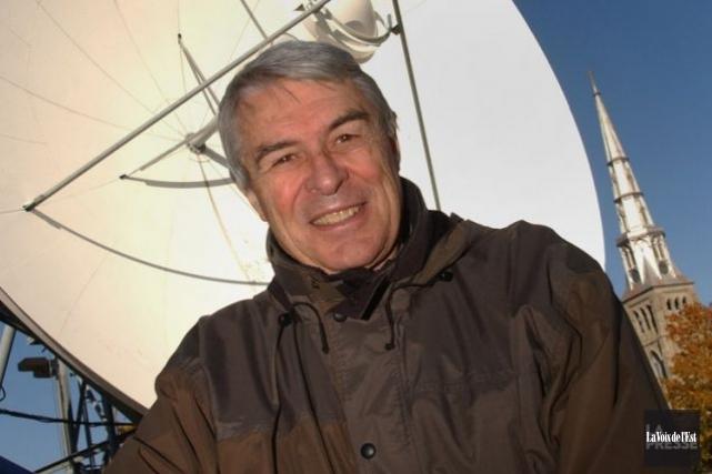 Le journaliste Richard Garneau estdécédé le 20 janvier... (Photo archives La Voix de l'Est)