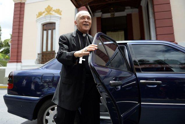 Mgr Padron déplore la polarisation politique croissante au... (Photo archives AFP)