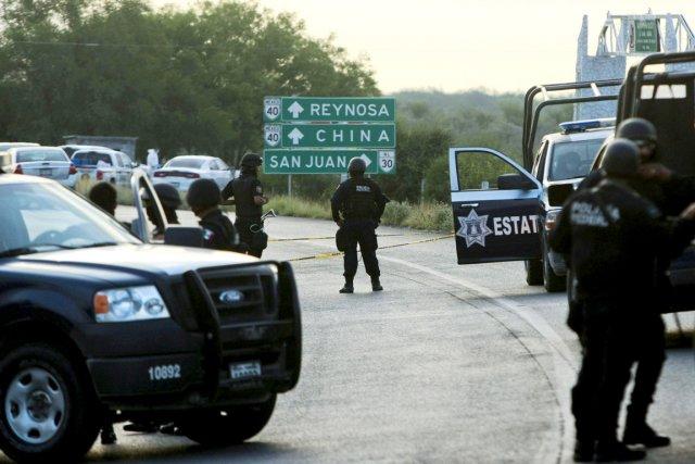 Reynosa est la principale ville de l'État de... (PHOTO JULIO CESAR AGUILAR, ARCHIVES AFP)