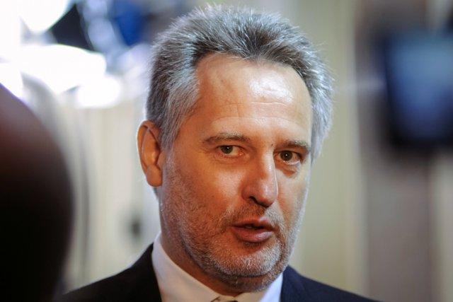 Dmytro Firtach... (Photo: Reuters)
