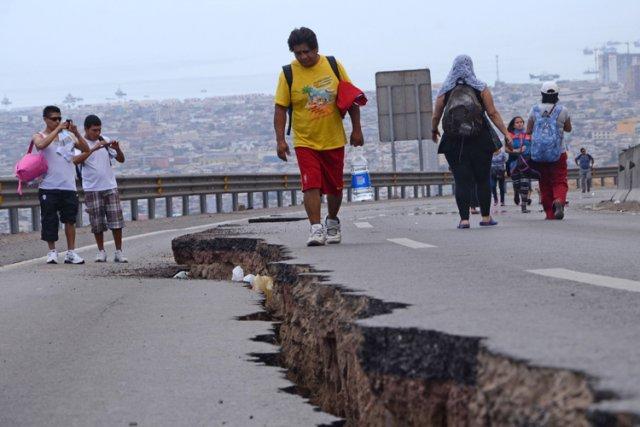 Plus de 900 000 personnes ont été évacuées... (Photo: AFP)