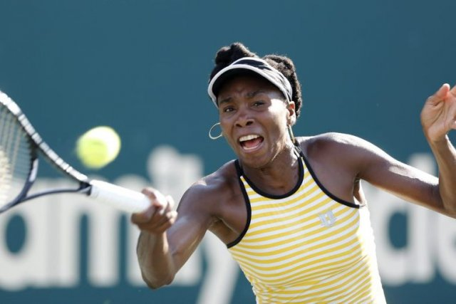 Venus Williams... (Photo: AP)
