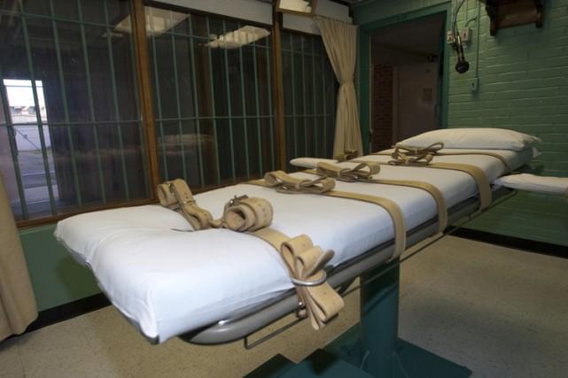 Deux condamnés à mort qui doivent être exécutés au Texas et qui demandent à... (Photo: Reuters)