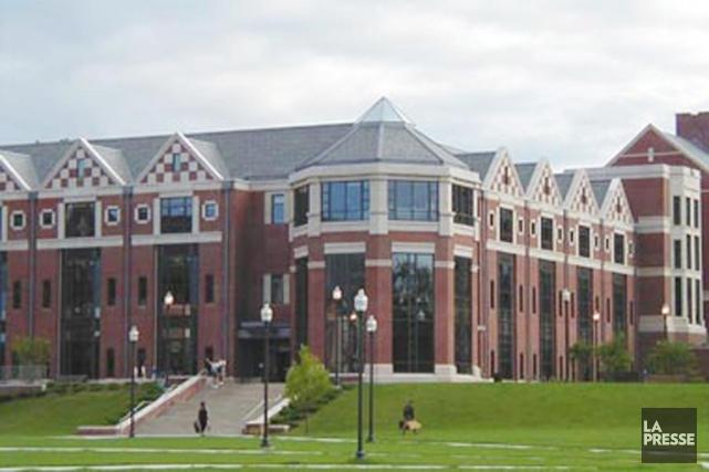 Vue du campus de Storss.... (PHOTO UNIVERSITÉ DU CONNECTICUT)