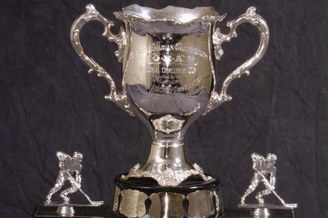 La Coupe Memorial... (Archives La Presse Canadienne)