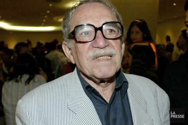 Gabriel Garcia Marquez... (Photo: archives La Presse)