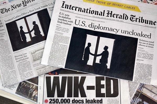 Les recettes des médias d'information américains ont chuté d'environ un tiers... (Photo: Reuters)