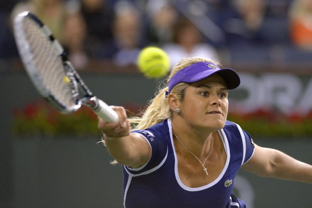 Aleksandra Wozniak... (Photo Mark J. Terrill, AP)