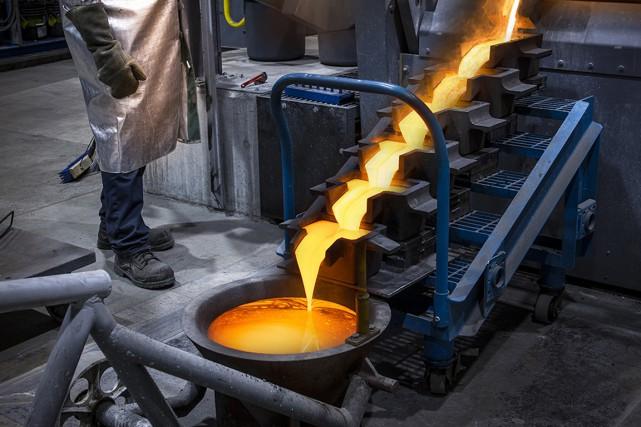 Il y a des moments où une bonne idée vaut son pesant d'or. Le projet de fusion... (Photo fournie par Osisko)