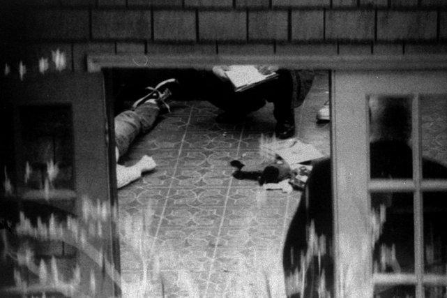 Le 8 avril 1994, Kurt Cobain a été... (Photo: archives AP)