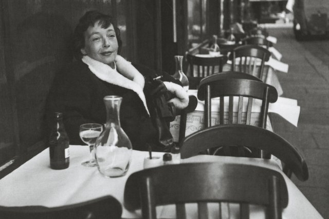 Aujourd'hui, le 4 avril 2014, si elle vivait, Marguerite Duras aurait 100 ans.... (Photo: tirée du livre)
