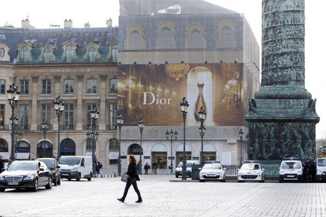 Place Vendôme à Paris.... (Photo CHARLES PLATIAU, Reuters)