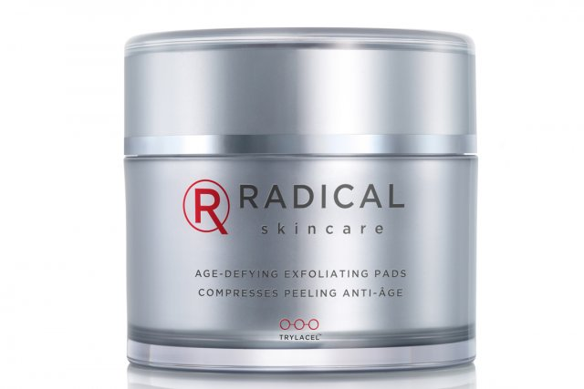 Compresses peeling anti-âge, Radical Skincare, 90$, offert chez... (Photo fournie par Radical Skincare)
