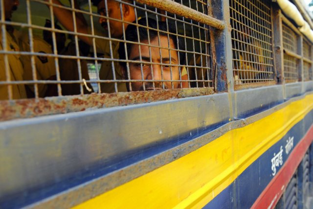 Mohammed Salim Ansari (ci-dessus), 28 ans, Vijay Mohan... (PHOTO INDRANIL MUKHERJEE, AFP)