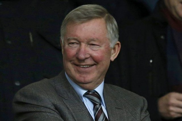 Entraîneur à poigne, Sir Alex a construit sa... (PHOTO PHIL NOBLE, REUTERS)