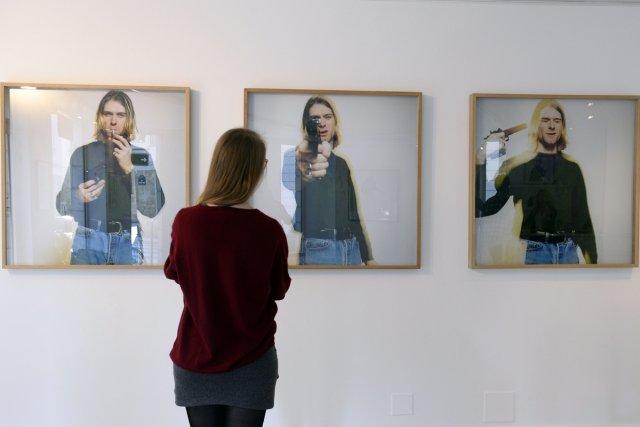 Vingt ans après le suicide de Kurt Cobain,... (Photo: AFP)