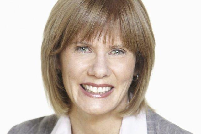Première vice-présidente, actions, chez Investissements Standard Life, Susan... (Photo Jean-François Bérubé, Investissements Standard Life)