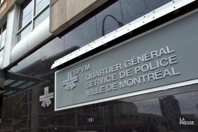Le quartier général du Service de police de... (Photo Alain Roberge, archives La Presse)