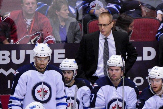 L'entraîneur Paul Maurice a remplacé Claude Noël vers... (PHOTO USA TODAY)
