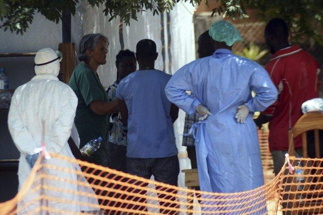 Des équipes médicales françaises vont notamment être déployées... (PHOTO CELLOU BINANI, AFP)