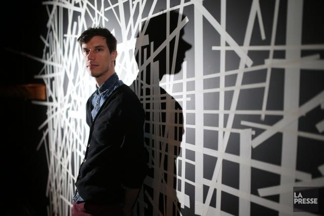 Les projets se bousculent pour Sébastien David; après... (PHOTO MARTIN CHAMBERLAND, LA PRESSE)