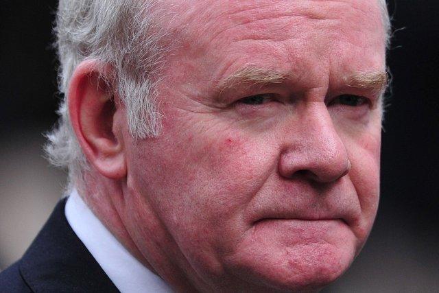 Martin McGuinness,ancien dirigeant de l'IRA, a également éténégociateur... (Photo Carl Court/ AFP)