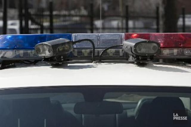 Le Service de police de Repentigny enquête sur la mort suspecte d'un homme de... (PHOTO ARCHIVES LA PRESSE)