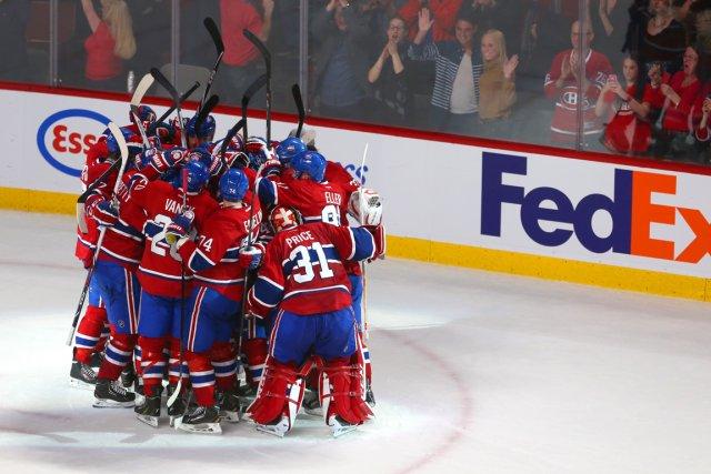 Le Canadien a une fiche de 22-12-5 cette... (PHOTO USA TODAY)