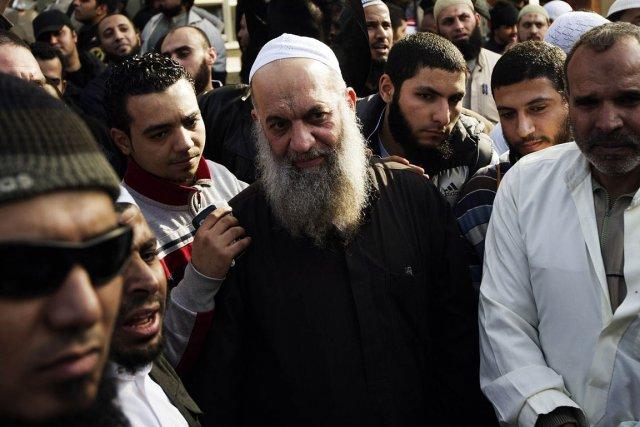 Mohammed al-Zawahiri a été arrêté en août dernier... (PHOTO GIANLUIGI GUERCIA, AFP)
