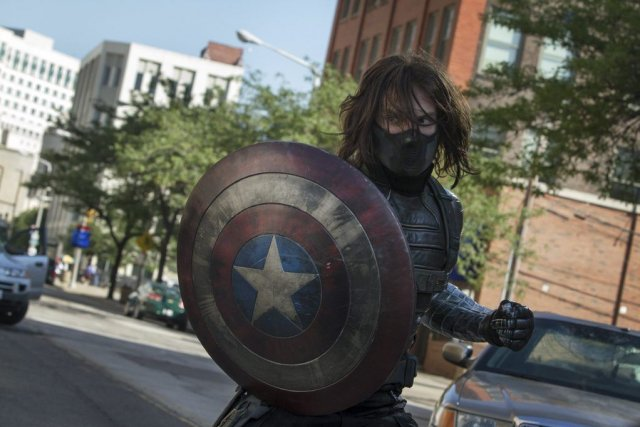 Captain America: The Winter Soldier... (PHOTO AP)