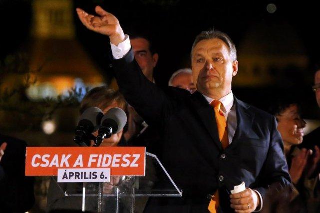Viktor Orban... (Photo Laszlo Balogh, archives Reuters)