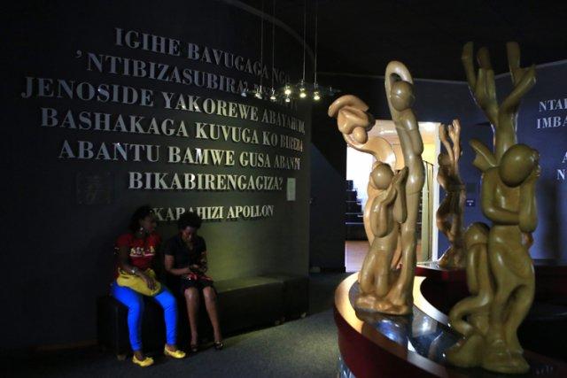 Le Centre du mémorial deKigali, à Gisozi.... (Photo: Reuters)