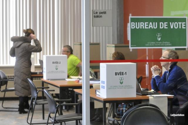 Au total, 21617 bureaux de vote seront ouverts... (Photo: Le Quotidien)