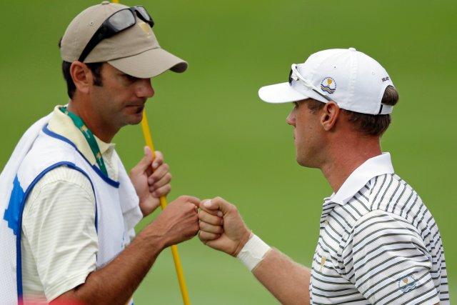 Depuis la saison 2012, le golfeur canadien Graham... (Photo Darron Cummings, AP)