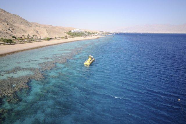 La bonne conservation des fonds marins du golfe... (Photo Digital/Thinkstock)