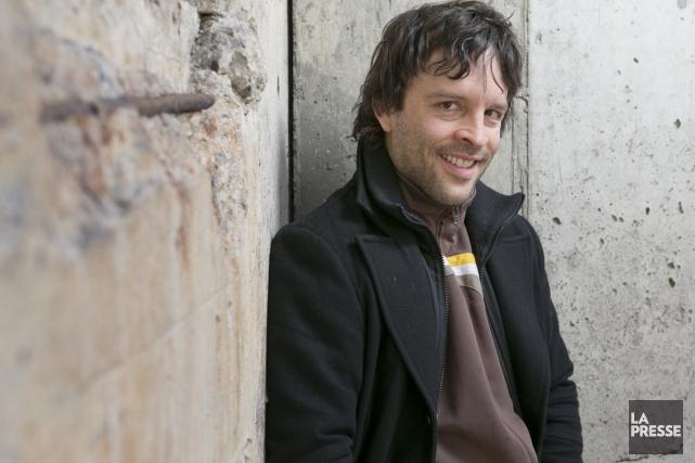Si Marc Beaupré ne pouvait rêver d'un plus... (Photo: Hugo-Sébastien Aubert, archives La Presse)