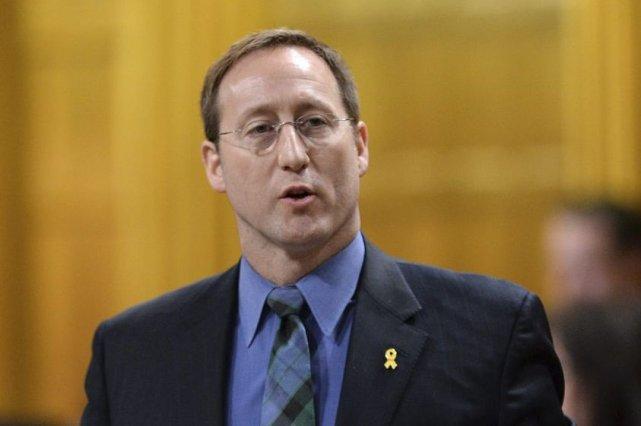 Le ministre canadien de la justice, Peter MacKay.... (Photo Sean Kilpatrick, La Presse Canadienne)
