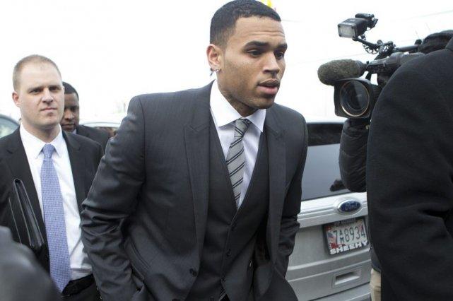 Chris Brown... (Photo: archives AP)