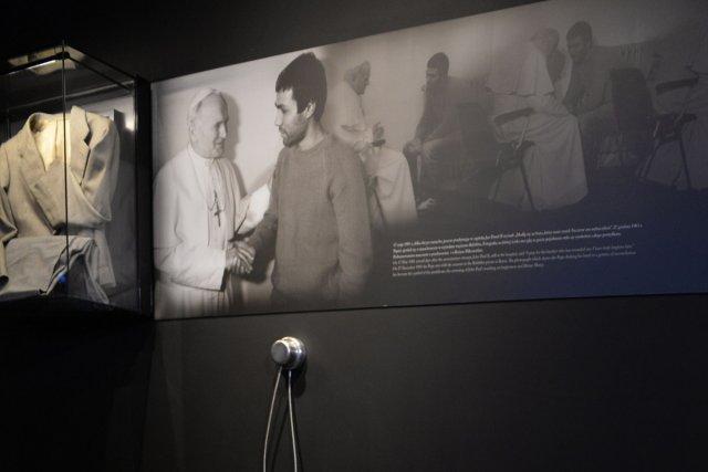 Une nouvelle exposition, enrichie, modernisée et dotée de nombreuses... (Photo: AFP)